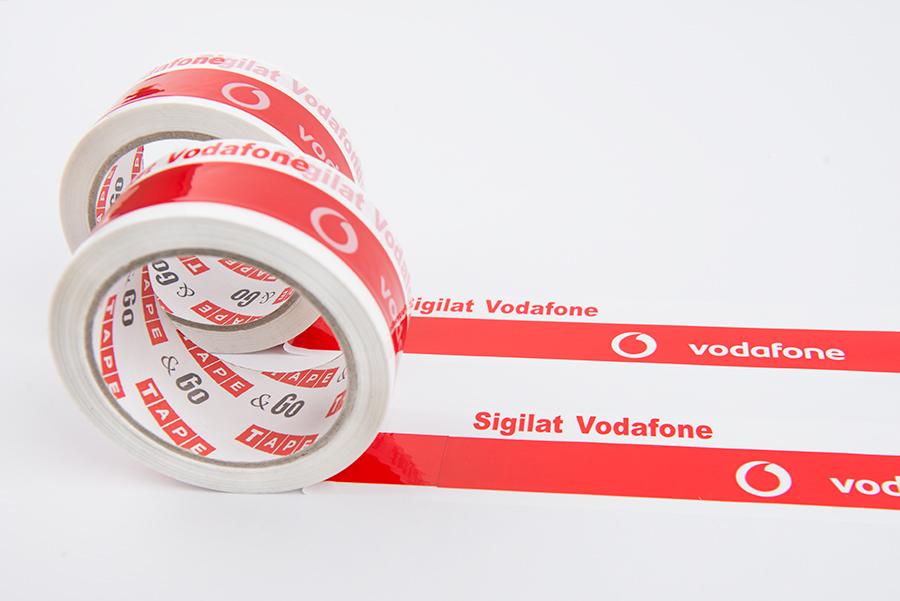 štampana PVC traka