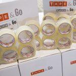 tape&go - samolepljive trake