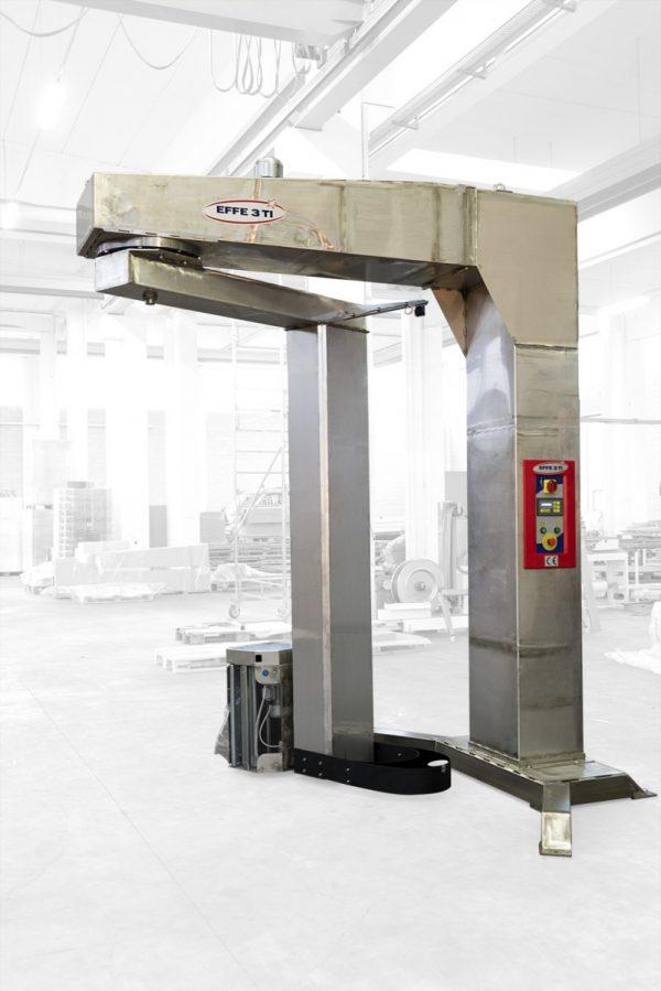 Rotax 3300 poluautomatska mašina za strečovanje paleta