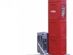 Spinny S300 strečerica - Poluautomatske strečerice - paletizeri