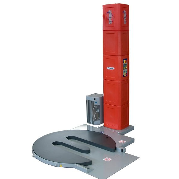 Spinny S250TP - Poluautomatske strečerice - paletizeri