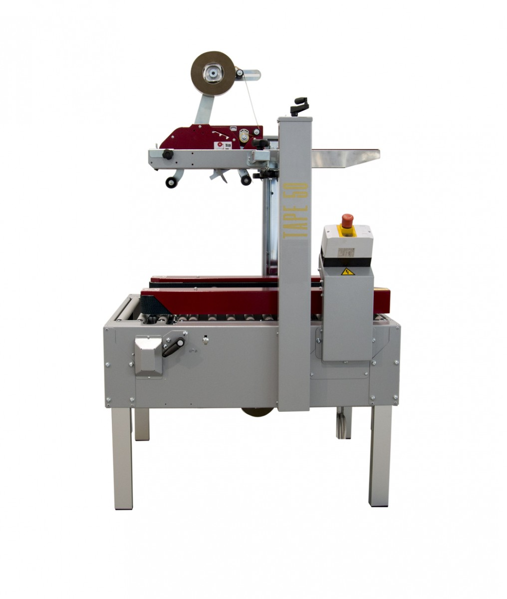goldtape 50s mašina za lepljenje niskih kutija