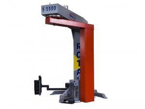 Mašina sa obrtnom rukom - Rotax S5300 za strečovanje paleta