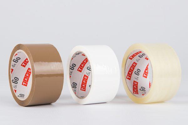 solvent samolepljiva traka za teške kutije