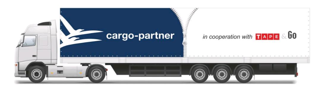 Cargo partner Tape&Go