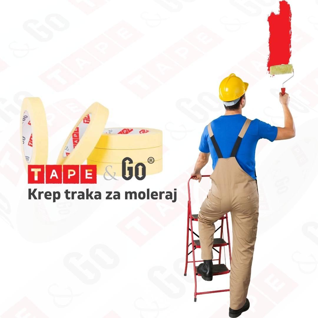 krep trake za moleraj
